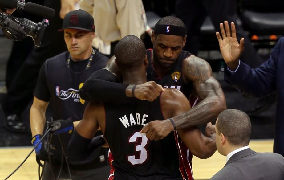 2013年6月14日NBA总决赛 热火vs马刺GAME