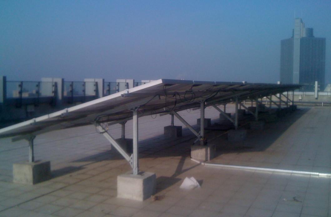 南通天泉电气新能源——太阳能光伏支架发电站支架