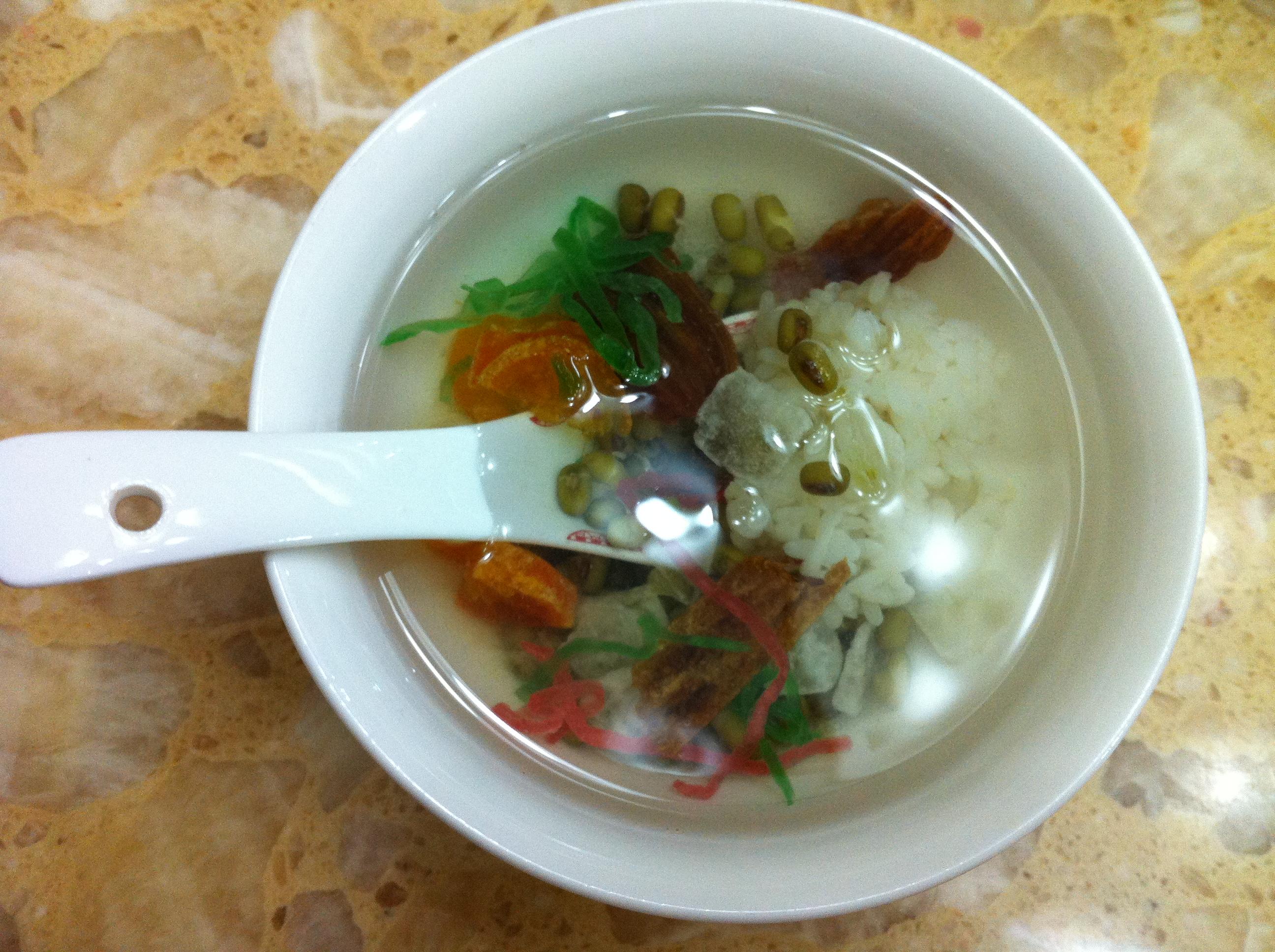 做一碗绿豆汤 - 蔷薇花开 - 蔷薇花开的博客