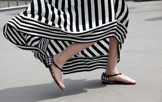 2013秋冬巴黎高定时装周街拍 - VOGUE时尚网 - VOGUE时尚网