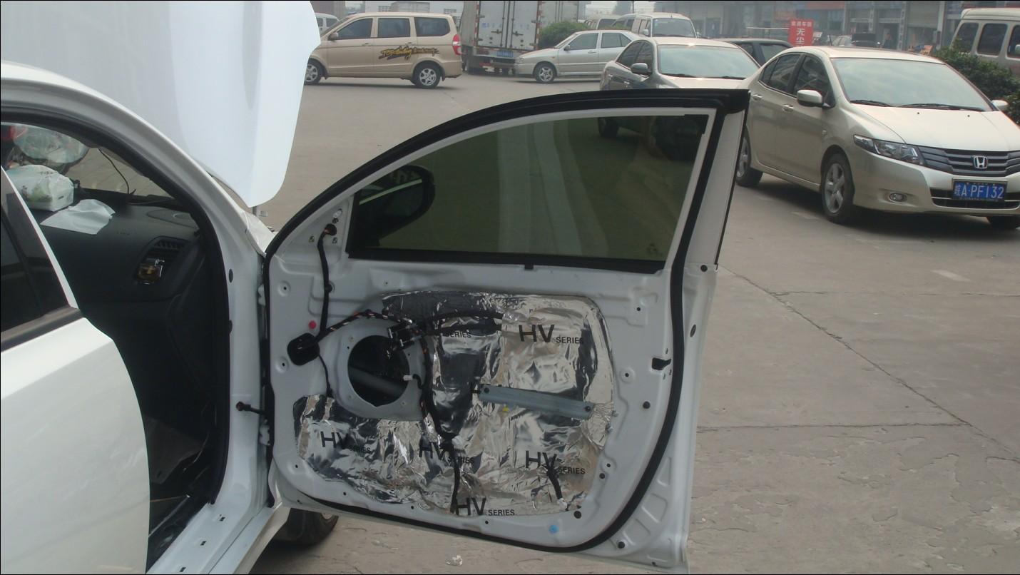 起亚K5改装案例分享 合肥卡美汽车音响改装