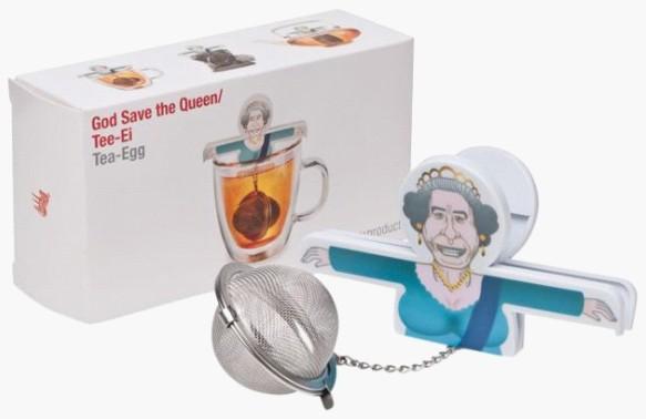 那些拿英女王开涮的创意礼物 - VOGUE时尚网 - VOGUE时尚网