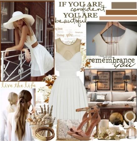 镂空裙巧露肤穿出多样感 - VOGUE时尚网 - VOGUE时尚网
