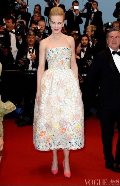 妮可·基德曼最佳着装盘点 - VOGUE时尚网 - VOGUE时尚网