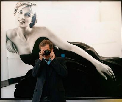 戴安娜王妃的御用摄影大师 - VOGUE时尚网 - VOGUE时尚网