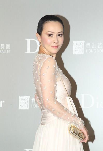 桂纶镁金色短发刘嘉玲美若仙 - VOGUE时尚网 - VOGUE时尚网