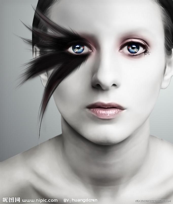 图形设计眼球的联想-眼睛联想图形创意,眼睛创意设计_设计资源网