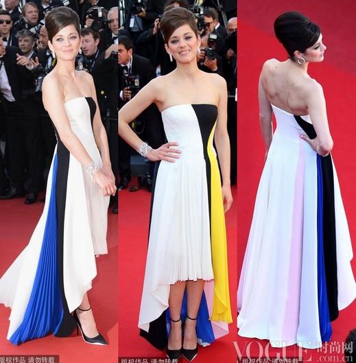 当红女星演绎360度完美造型 - VOGUE时尚网 - VOGUE时尚网