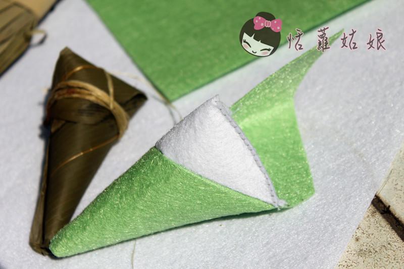 [粽子节]超多图详解两种粽子和两种包法 - 慢生活美食客 - 慢生活美食客
