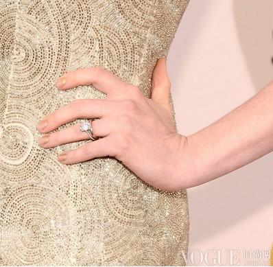 明星红毯美甲给你灵感 - VOGUE时尚网 - VOGUE时尚网
