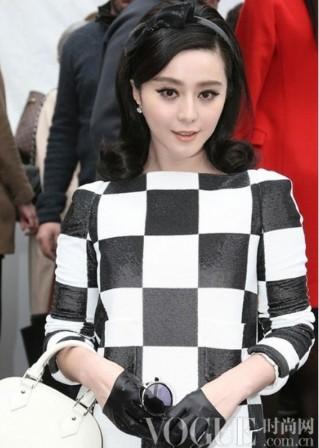百变天后范冰冰的耳环style - VOGUE时尚网 - VOGUE时尚网