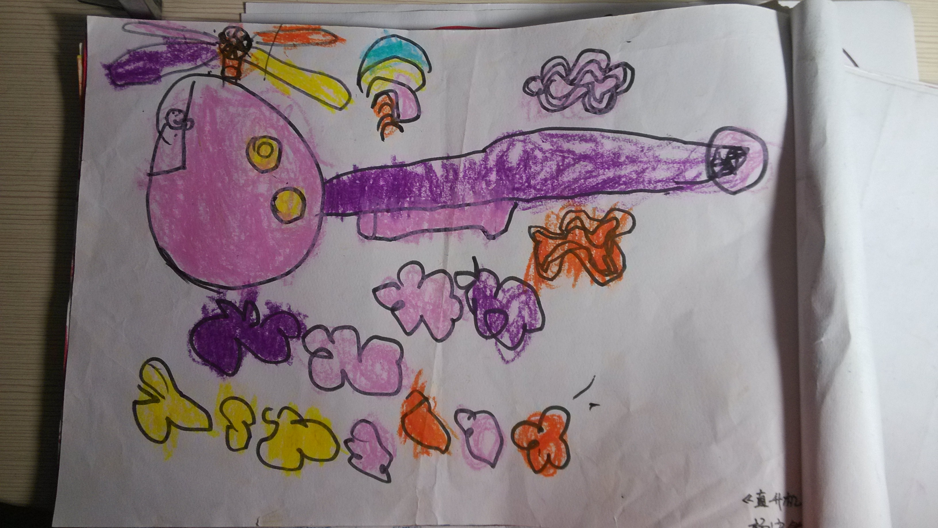 幼儿园中班美术汇报-家有两女初长成-搜狐博客