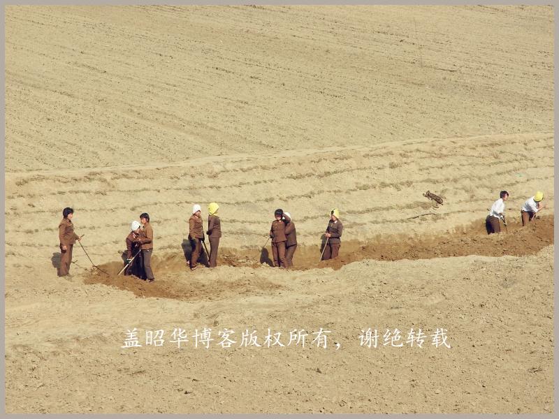 朝鲜农村的真实景象 - 盖昭华 - 盖昭华的博客