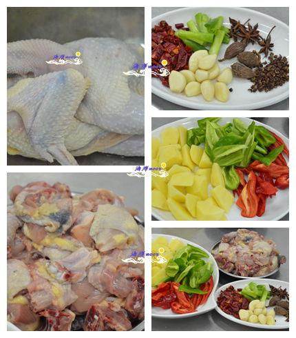 解密舌尖2:大盘鸡 - 慢美食 - 慢 美 食