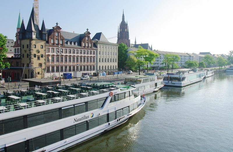 美茵河畔的法兰克福 - H哥 - H哥的博客