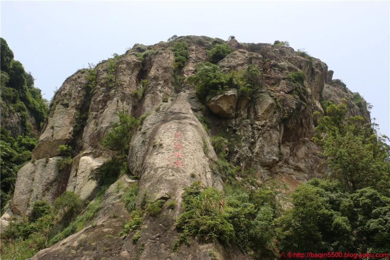 碧岩风景区,距罗源县城18公里