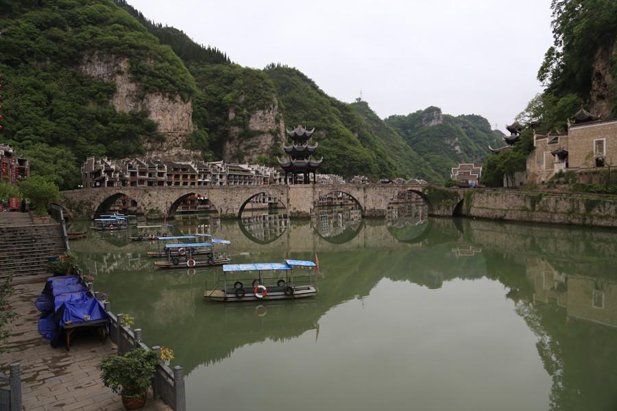 贵州镇远:一座让心灵去旅行的古城 - 余昌国 - 我的博客
