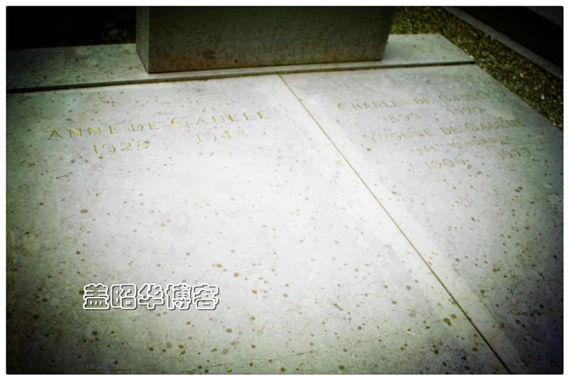 极其普通的戴高乐墓地 - 盖昭华 - 盖昭华的博客