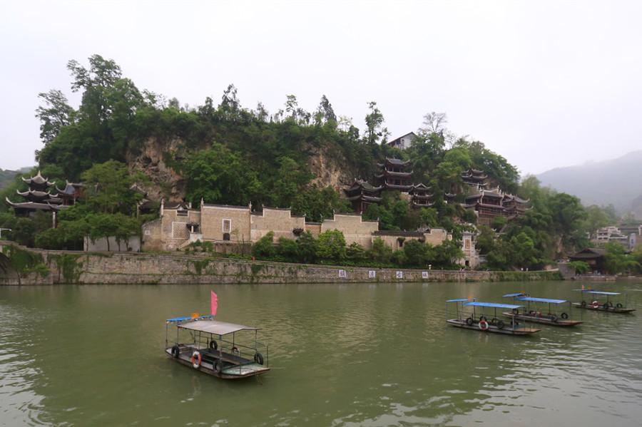 镇远,一座让心灵去旅行的古城 - H哥 - H哥的博客