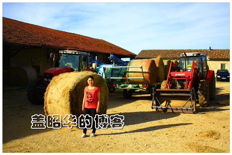 法国农民的真实生活 - 盖昭华 - 盖昭华的博客