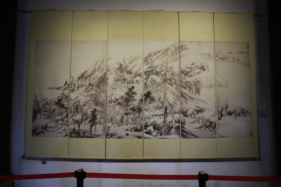 江南特色园林:八大山人梅湖景区 - 海军航空兵 - 海军航空兵