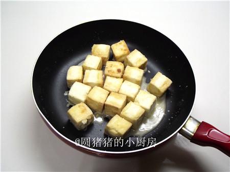 外焦里嫩好吃无比的——焦溜豆腐 - 纳兰 - 纳兰的编织小屋