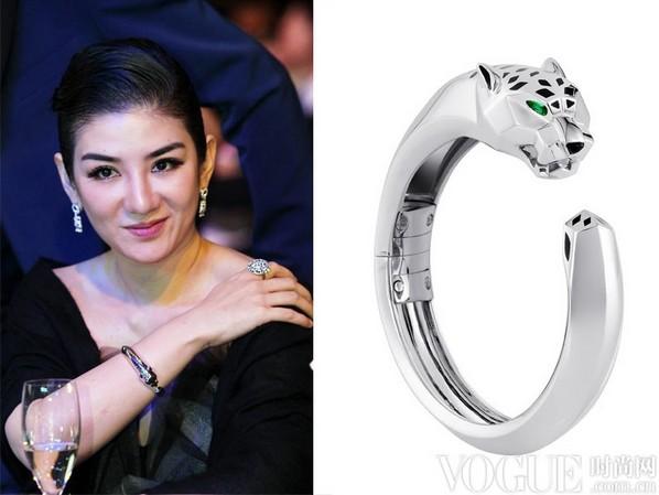 珠宝or腕表? 女星最in搭配 - VOGUE时尚网 - VOGUE时尚网