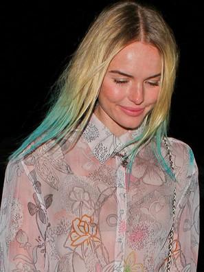 30位明星最爱的彩色染发造型 - VOGUE时尚网 - VOGUE时尚网
