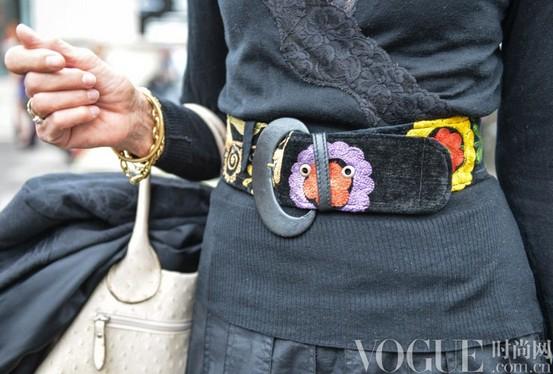 巴黎时装周街拍日记Day 2 - VOGUE时尚网 - VOGUE时尚网