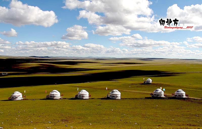 走近蒙古族 陈巴尔虎草原上的牧民生活