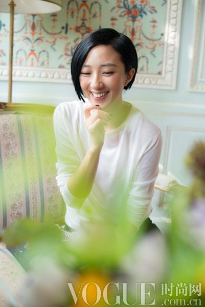 独家专访华语女星桂纶镁 - VOGUE时尚网 - VOGUE时尚网