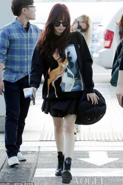 少女时代 街拍搭配实用法则 - VOGUE时尚网 - VOGUE时尚网