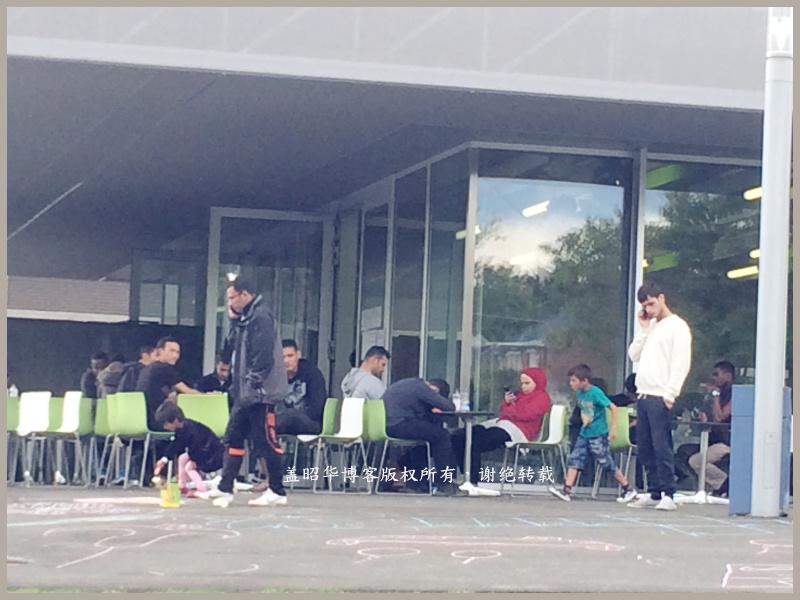 德国难民潮来了 - 盖昭华 - 盖昭华的博客