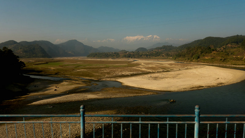 尼泊尔心灵之旅( 6 ) ---- 绮丽风光 - H哥 - H哥的博客