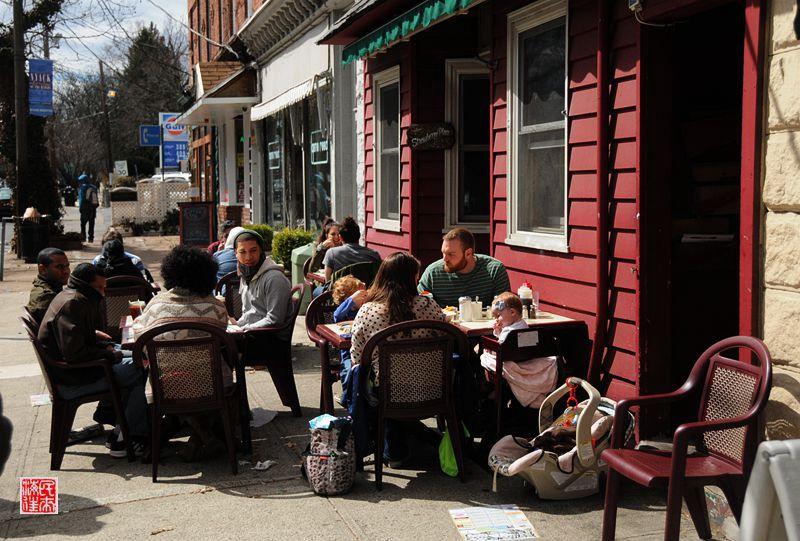 美国散记:在美国小镇闲逛的乐趣 - H哥 - H哥的博客