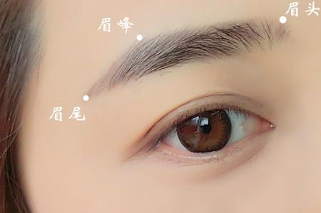 韩式眼妆的画法步骤图片