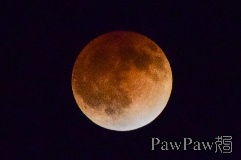 纯黑背景月亮星空素材