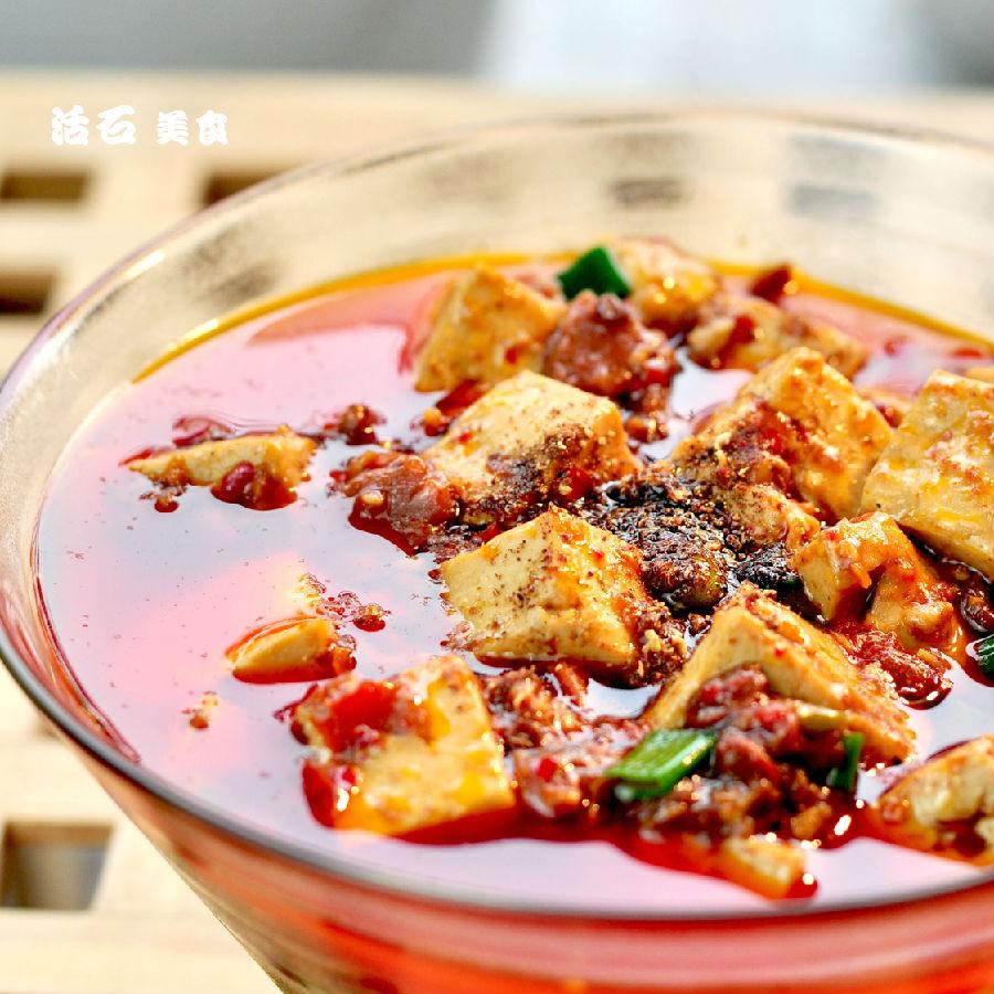 川菜麻婆豆腐的正宗做法