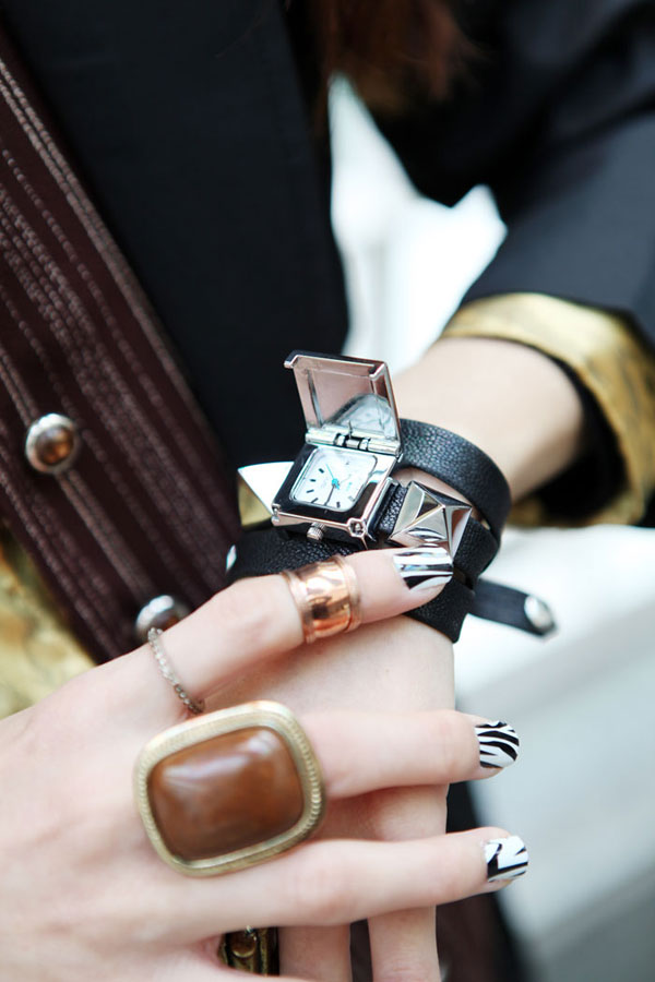 【Ava搭配周记】每个搭配都需要点睛 - AvaFoo - Avas Fashion Blog