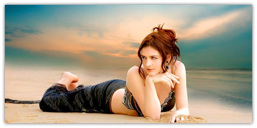 印度国宝级美女妮哈 达尔维