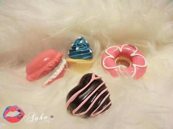 """萌到爆的""""甜品""""唇膏 - 橙anko - Anko"""