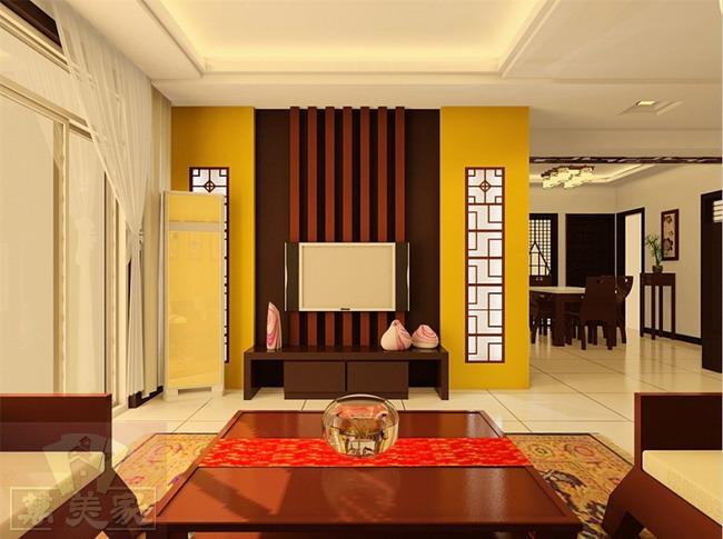 客厅装修设计效果图参考