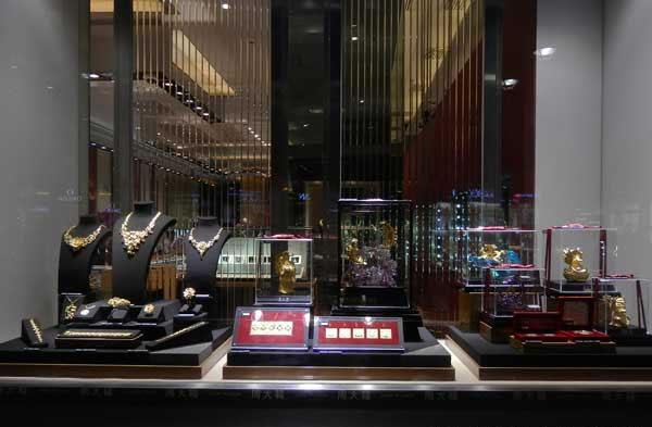 2012新光天地宝格丽(bvlgari)店橱窗欣赏图片