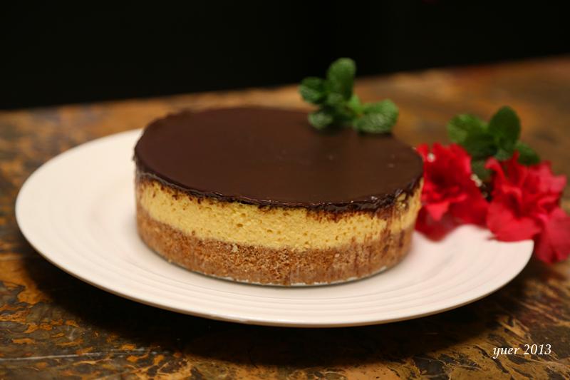 巧克力脆皮蛋糕_巧克力乳酪蛋糕-芋儿烘焙-搜狐博客