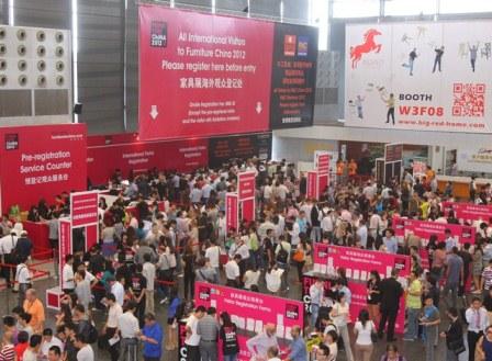 2013年9月上海家具展