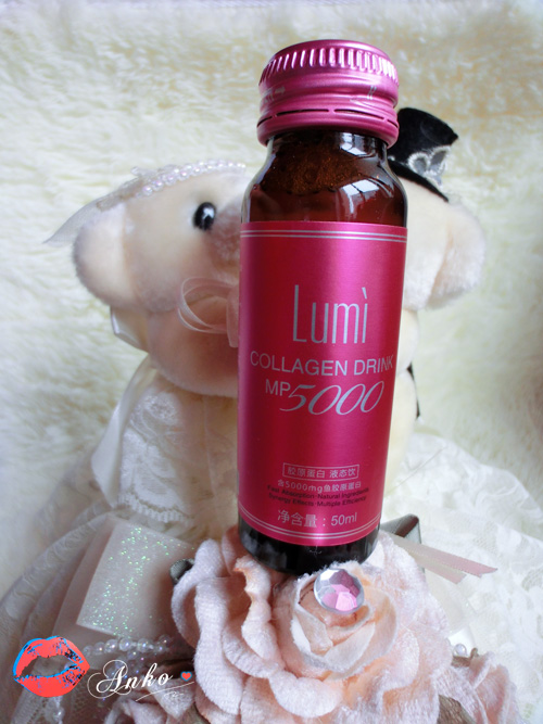 lumi胶原蛋白肽 美丽喝出来 - 橙anko - Anko