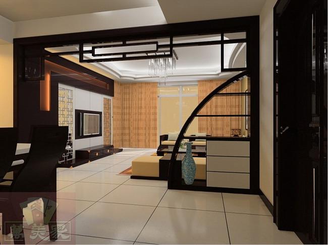 客厅装饰效果图参考