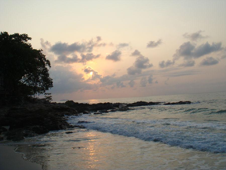 泰国旅游《一》沙美岛