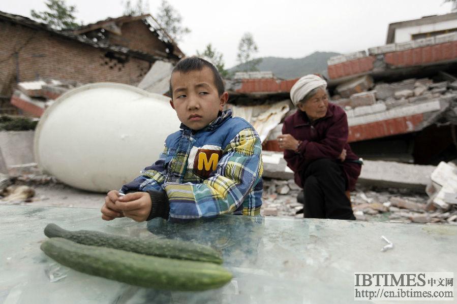 【高清组图】想回家的雅安人 - ibtimes中文网 - IBTimes中文网的博客