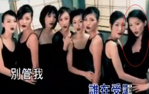 林志玲15年前给张国荣当艳舞女郎拍MV(图) - 中国娃娃 - 在路上,只为温暖我的人
